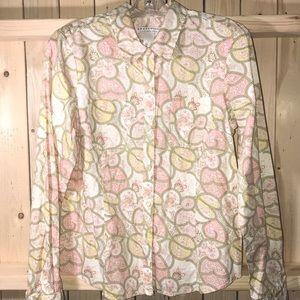 Crazy Horse by Liz Claiborne blouse Large